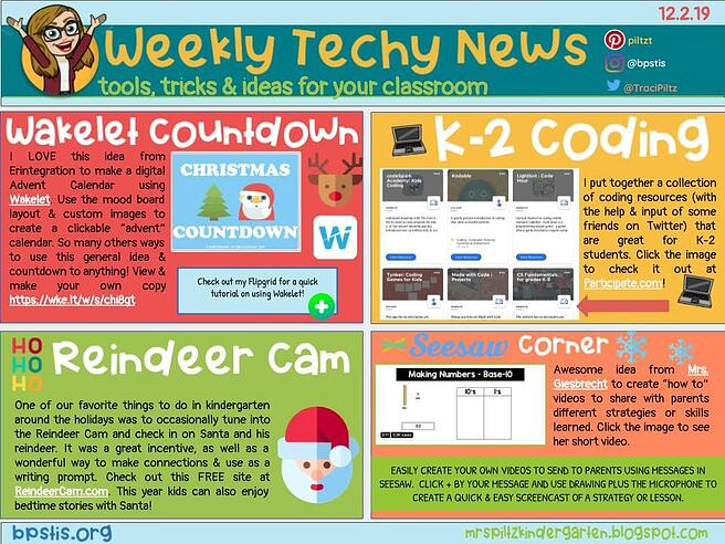 Piltz - Weekly Techy News