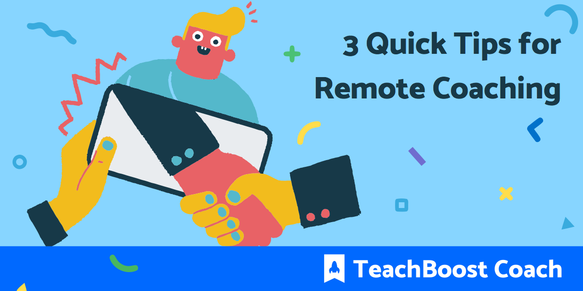 Header - 3 Tips for Remote Coaching