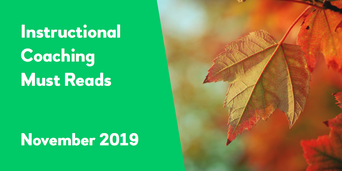 Must reads header - November 2019