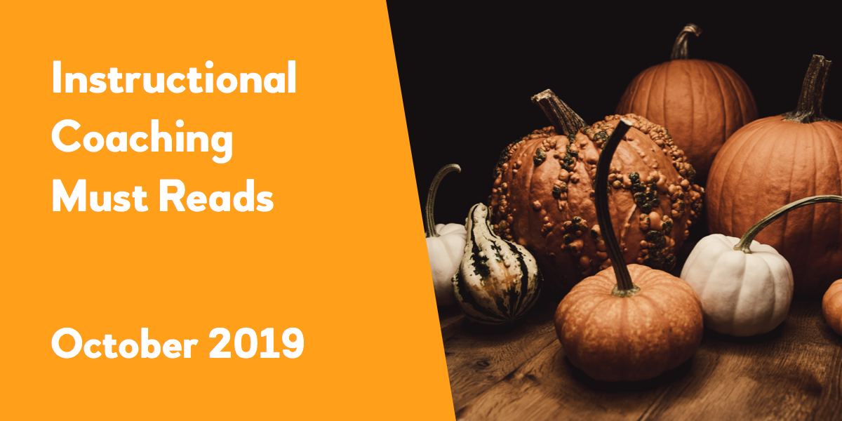 Must reads header - October 2019