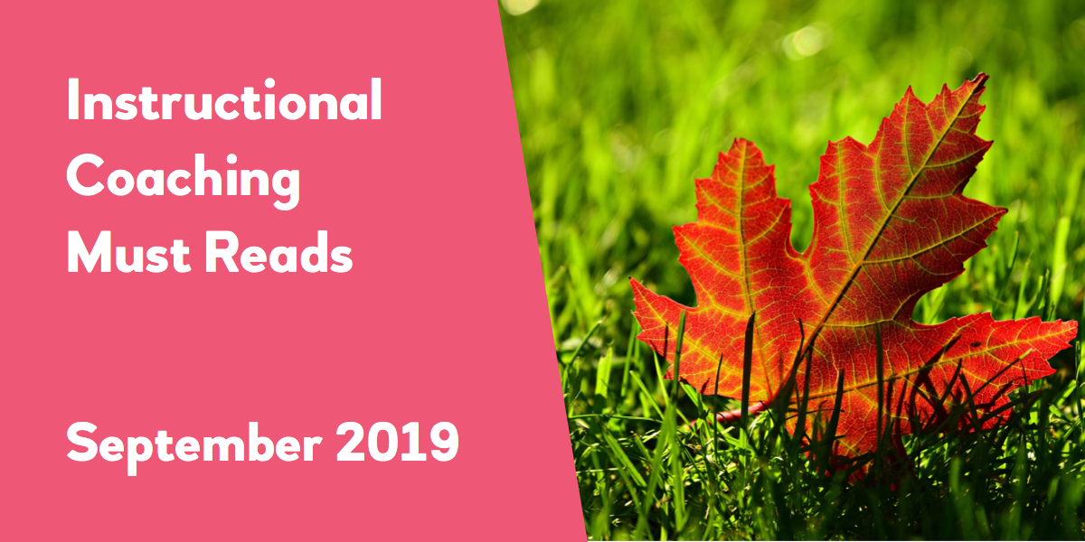 Must reads header - September 2019