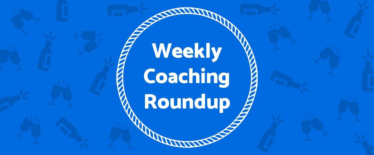 Weekly Coaching Roundup - January 2021 (Seasonal)