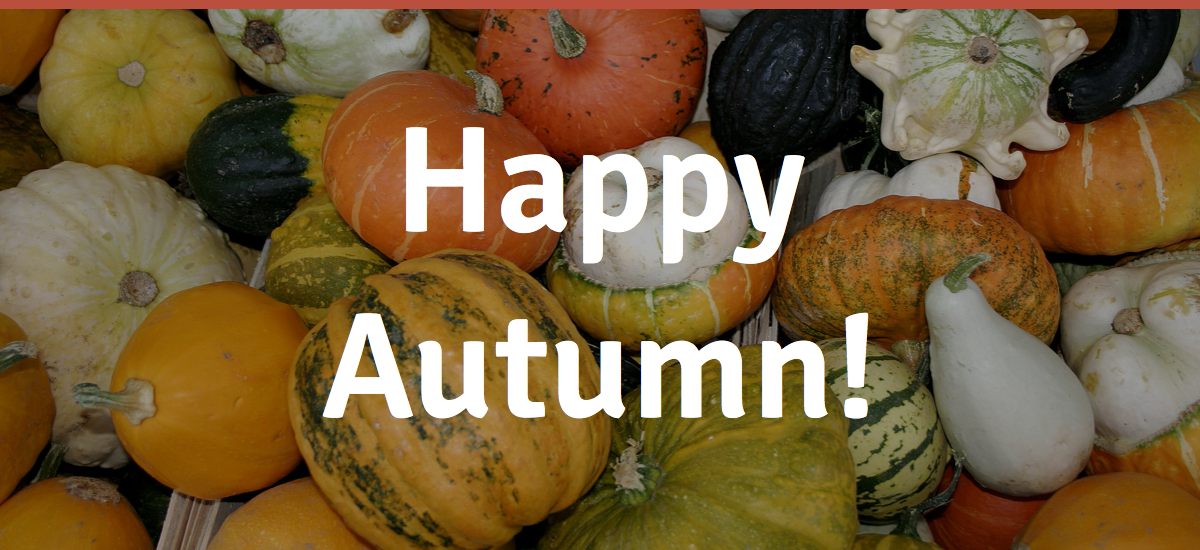 Happy Autumn from TeachBoost!